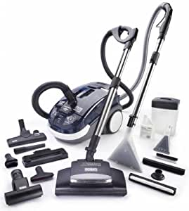 ROTHO Twin TT Water-Filtration HEPA Canister Vacuum Cleaner by Robert Thomas LP
