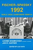 Front cover for the book Fischer-Spassky 1992: World Chess Championship Rematch by Leonid Shamkovich