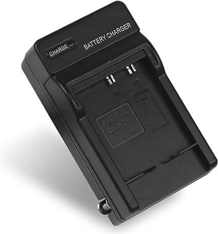 NP-BG1 FG1 Batería Cargador Para Sony Cyber-shot DSC-T20 DSC-T100 DSC-W30 DSC-W35