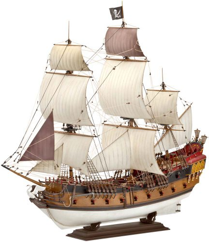 Ship Plastic Model Germany (Revell of Germany Pirate Ship Plastic Model Kit)