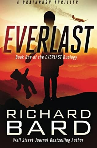 book cover of Everlast