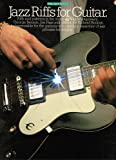 img - for Jazz Riffs for Guitar book / textbook / text book