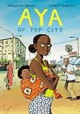 """Aya of Yop City"" av Marguerite Abouet"