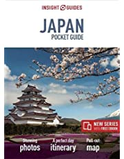 Insight Guides Pocket Japan (Travel Guide with Free eBook)