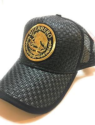 Amazon.com : GORRA FEDERAL GUERRERO. HAT. CAP. GORRA VAQUERA. : Sports & Outdoors
