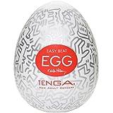 Tenga X Keith Haring Egg - Party