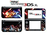 Star Wars The Force Awakens Last Jedi Video Game Vinyl Decal Skin Sticker Cover for the New Nintendo 3DS XL LL 2015 System Console