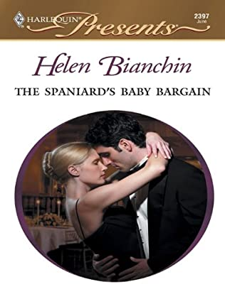 book cover of The Spaniard\'s Baby Bargain