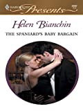 img - for The Spaniard's Baby Bargain (Expecting!) book / textbook / text book