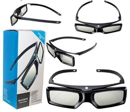 Sony TDG-BT500A / TDG-BT400A Active 3d Glasses for 2013 or Later Sony Tv by Generic