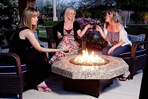 Oriflamme Outdoor Fire Pit Tables Review Quality And Elegant Fire Tables Outdoor Fire Pits Fireplaces Grills