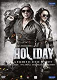 Holiday Hindi DVD (Akshay Kumar, Sonakshi Sinha) (Bollywood/Indian Cinema/Film/2014 Movie)