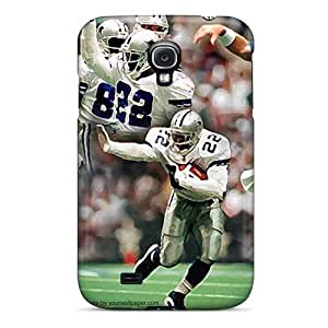 Dallas Cowboys-shockproof Covers Cases For Galaxy S4