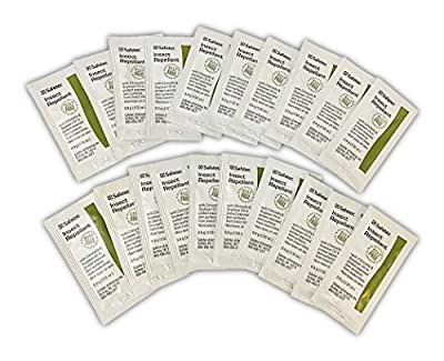 Insect Repellant Packets, Natural DEET-FREE