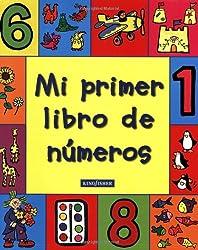 Mi Primer Libro de Numeros (Spanish Edition)