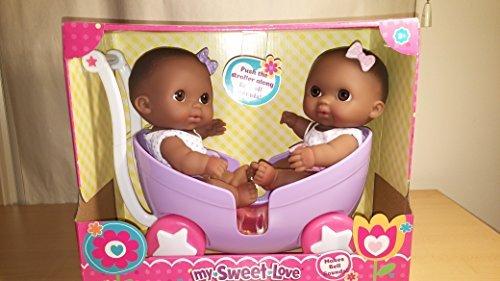 Baby Love Twin Stroller - 1