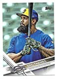 2017 Topps Update Baseball Card Eric Thames Photo Variation Short Print ! #603 Mint! Milwaukee Brewers!