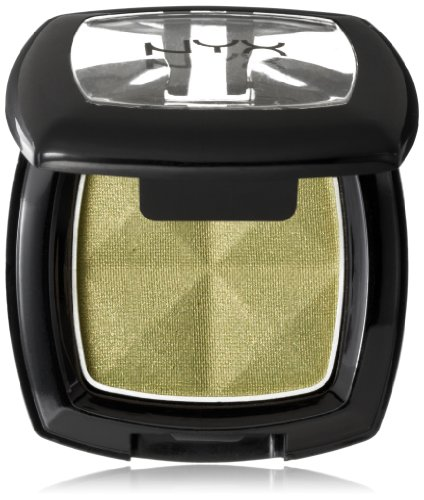 NYX Professional Makeup Single Eyeshadow, Lime Green,2.4 g