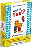"""""""What do I Feel?"""" By Michal Laufer. A Unique 44-Piece Educational Toy - Cards Game that Helps Stimulate Conversation with Your Children to Talk about Their Feelings & Emotion offers"""
