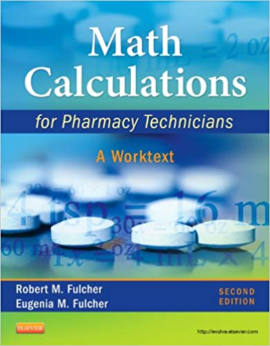 Math Calculations for Pharmacy