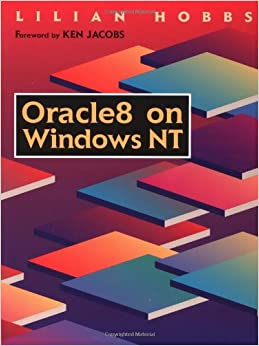 Book Oracle8 on Windows NT