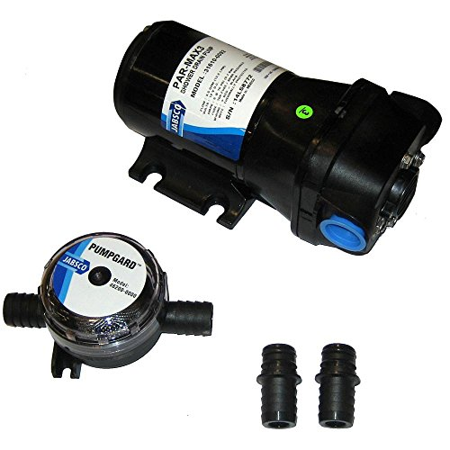 Jabsco PAR-Max 3 Shower Drain Pump 12V 3.5 ()