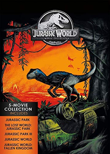 jurassic world dvd collection all 5 buyer's guide