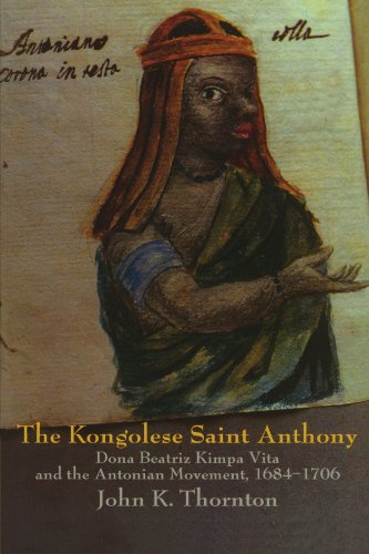 The Kongolese Saint Anthony