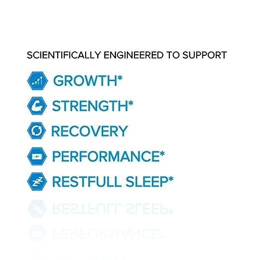 Evlution Nutrition Z-MATRIX | Suplemento De Zinc Y Magnesio Mejora La Calidad Del Sueño Descanso Recarga De Energía | 120 Capsulas Para 30 Dosificaciones: ...
