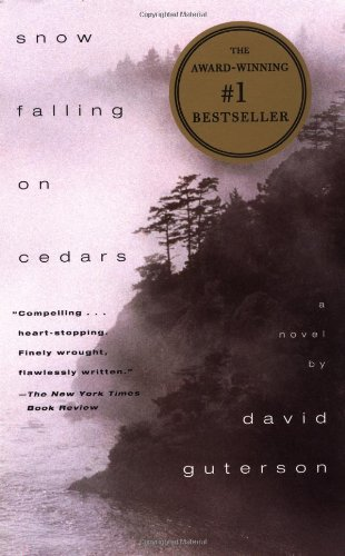 Book: Snow Falling On Cedars - A Novel by David Guterson