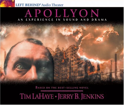 Apollyon: An Experience in Sound and Drama (audio CD)