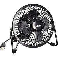 TruePower 50-5073 USB Mini Desk Fan, 4