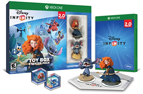 Disney INFINITY: Toy Box Starter Pack (2.0 Edition) - Xbox One - Edition Starter Pack