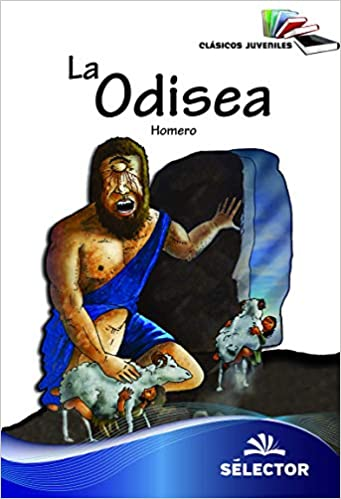 Amazon.com: La Odisea (Clasicos Juveniles) (Spanish Edition ...