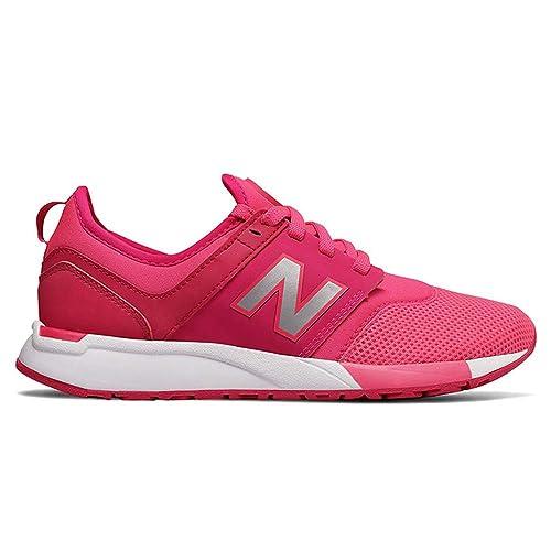new balance zapatillas niña rosa