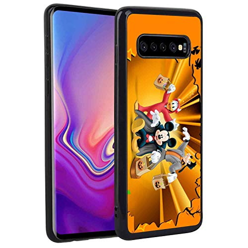 DISNEY COLLECTION Phone Case Cover Samsung Galaxy S10, Ultra-Slim [Anti-Scratch] Protective Shockproof Cover -