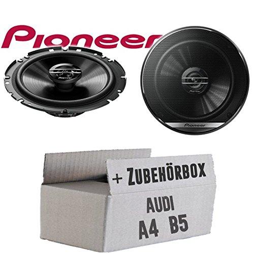 B5 94-00 Pioneer Lautsprecher,Boxen 165mm Koax Heck Audi A4