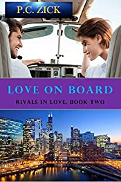 Love on Board (Rivals in Love Book 2)