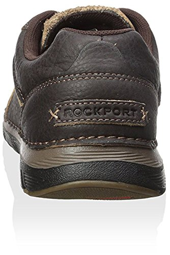 Rockport Mens Zonecush Rocsport Leather L2t Bitter Chocolate PTmcXCRW