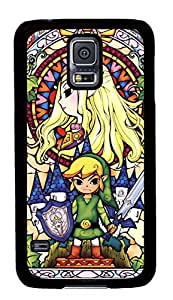 Generic RPG Game The Legend of Zelda Phone Case for Samsung Galaxy S5