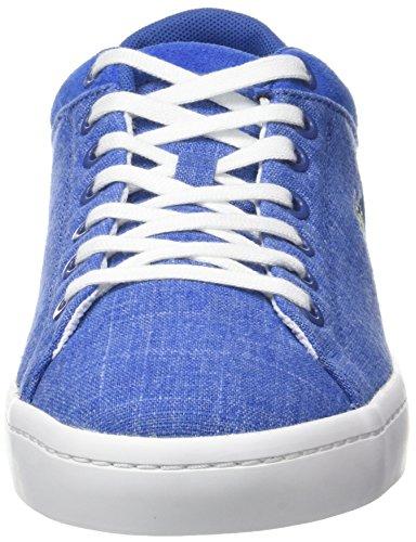 Azzurro SP Straightset Bleu Marine 1 Lacoste Uomo Bassi 217 Clair YgB5TTpxn