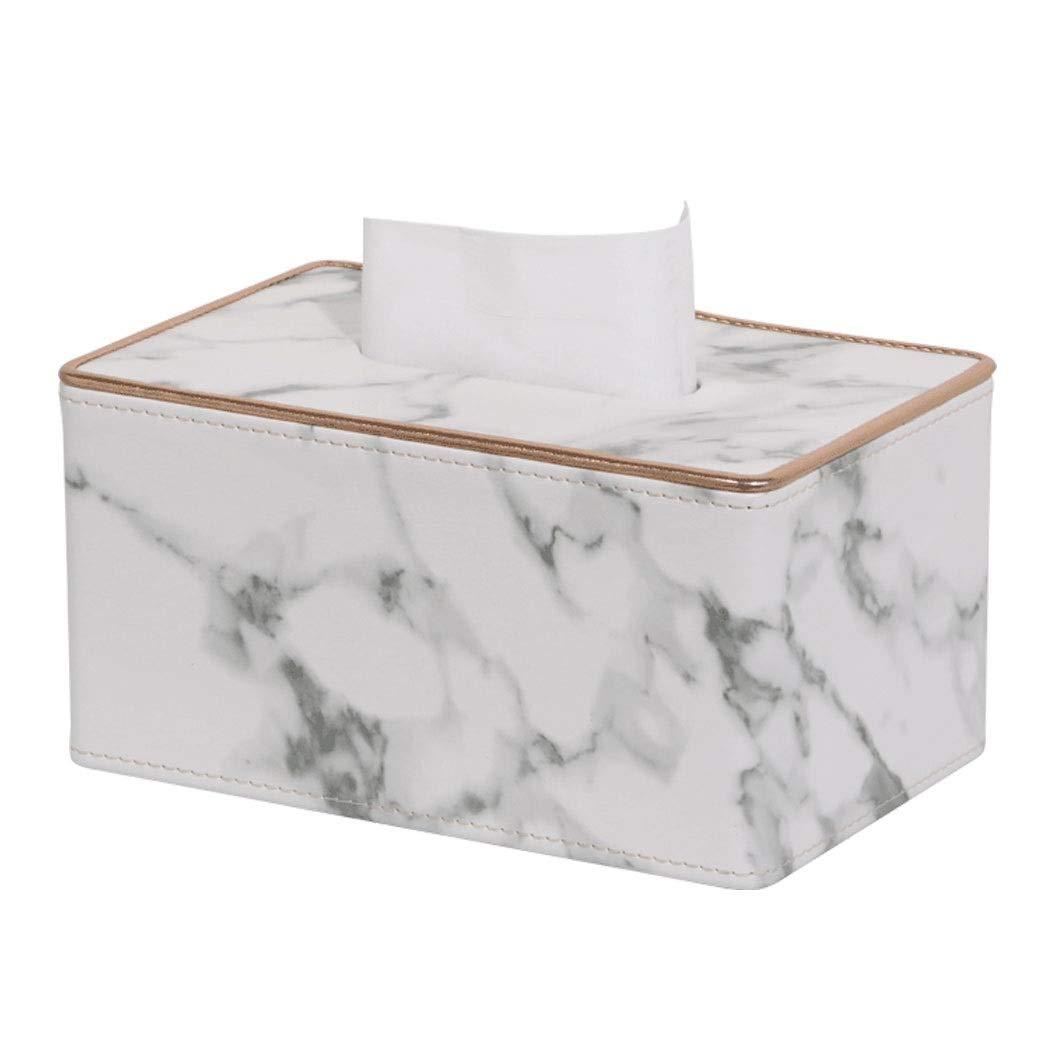HONGNA Tissue Box Home Creative Napkin Tray European Living Room Coffee Table Nordic Simple 191210cm/2513.510cm (Size : M)
