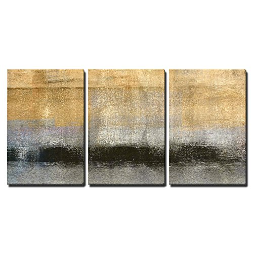 Abstract Colorful Background Wall Decor x3 Panels