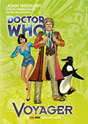 Doctor Who - Voyager (Complete Sixth Doctor Comic Strips Vol. 1)