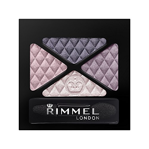 Rimmel Glam Eyes Quad Eyeshadow Smokey Purple