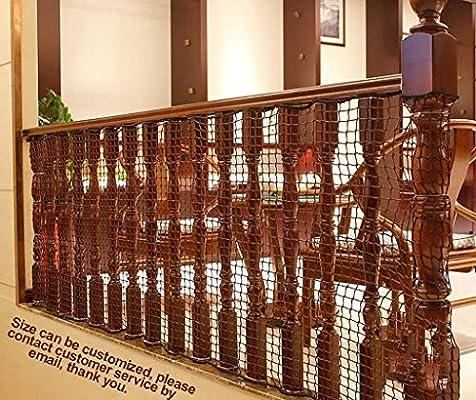 Red Protectora Escalera Balcón Red De Seguridad Infantil Red Anti ...