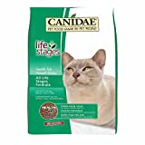 Canidae All Life Stages Cat Dry Food Chicken, Turkey, Lamb & Fish Formula, 4 Lbs