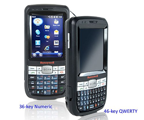 Honeywell Dolphin 60s Scanphone - GSM, Wi-Fi, Bluetooth, GPS, 2D Imager, Camera, 256MB x 512MB,WEH 6.5 Pro, 46-key QWERTY, Ext. Battery, USB power charger. . . Gsm Handheld Pda