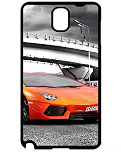 Christmas Gifts Samsung Galaxy Note 3 case - Orange Lamborghini - Slim Smooth PC Hard Case Cover for Samsung Galaxy Note 3 9929433ZE261740424NOTE3 mashimaro Samsung Galaxy Note 3 case's Shop