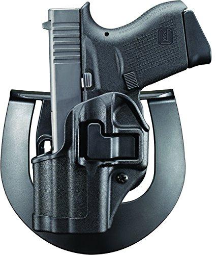 Blackhawk CQC Serpa Holster Left Hand Fits Glock 43, Polymer